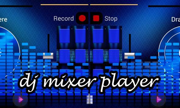 DJ Mixer Player Pro poster