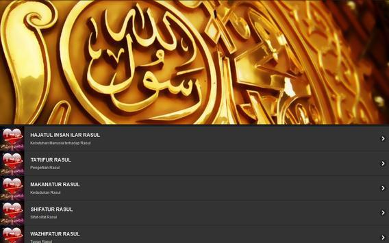 Makrifat Rosul apk screenshot