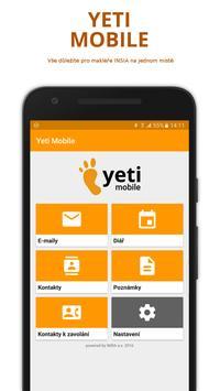 Yeti Mobile poster