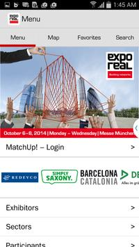EXPO REAL poster