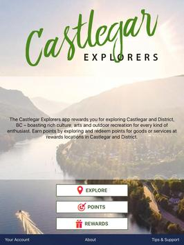 Castlegar Explorers apk screenshot
