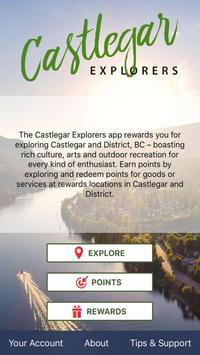 Castlegar Explorers poster