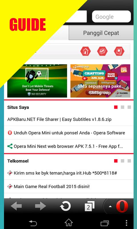 New Opera Mini 2017 Trick for Android - APK Download