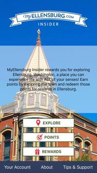 MyEllensburg Insider poster