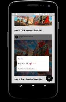 Insight Save Photo Video Downloader apk screenshot