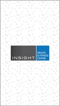 Insight Health & Fitness poster