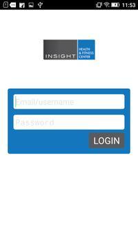 Insight Health & Fitness apk screenshot