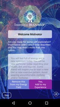 Intention Motivator screenshot 2