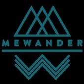 Mewander - the social media travel app icon
