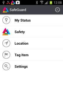 SafeGuard screenshot 1