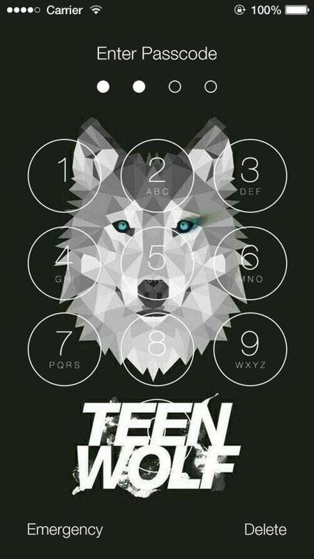 Teen Wolf Wallpaper Lock Screen Hd For Android - Apk Download-7231