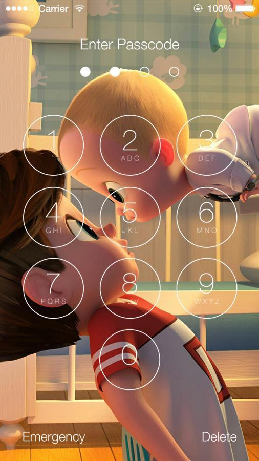 Boss Baby Lock Screen Hd Wallpaper For Android Apk Download