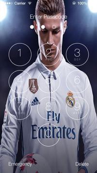 Cristiano Ronaldo Lock Screen HD screenshot 5