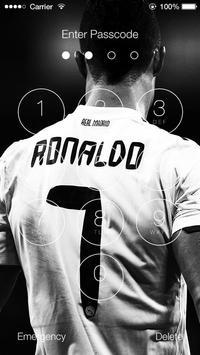 Cristiano Ronaldo Lock Screen HD screenshot 6