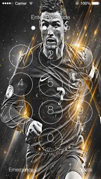 Cristiano Ronaldo Lock Screen HD screenshot 7