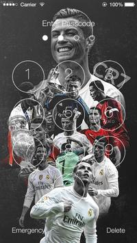 Cristiano Ronaldo Lock Screen HD screenshot 3