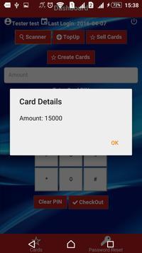 Voucher Card App apk screenshot
