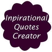 Inspirational Quotes Creator icon