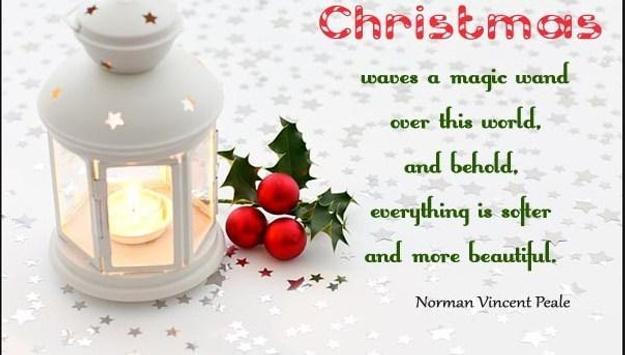 Inspirational Christmas Quotes apk screenshot