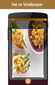 Vegetarian recipes apps screenshot 1