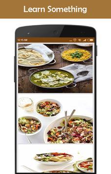 Vegetarian recipes apps screenshot 2