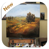 Oil Painting Tutorial icon