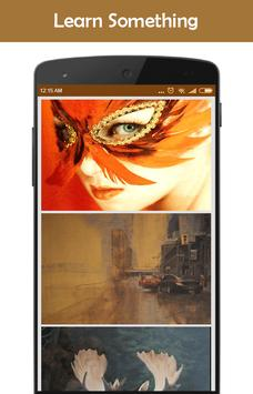 Oil Painting Tutorial apk screenshot