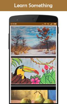 Pastel Drawing Tutorials apk screenshot