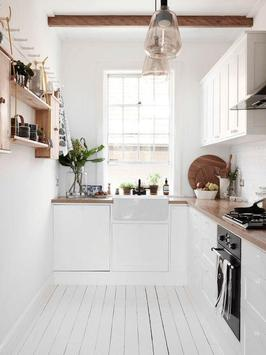 Inspiration kitchen small home minimalist for android for Como decorar una cocina chica
