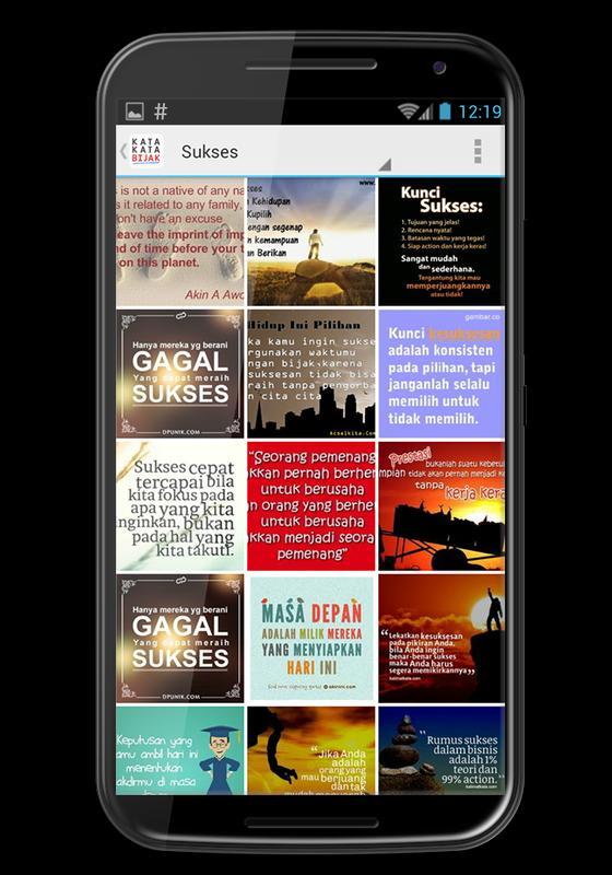 Kata Kata Bijak Pilihan Fur Android Apk Herunterladen