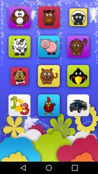 Baby Phone - Toddlers Game 2 poster