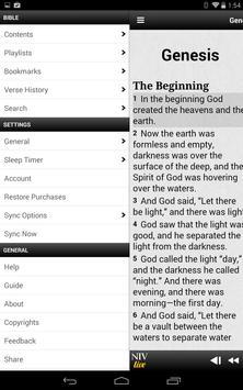 NIV Live: A Bible Experience apk screenshot