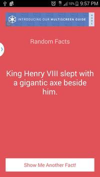Random Facts poster