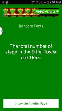 Random Facts screenshot 2