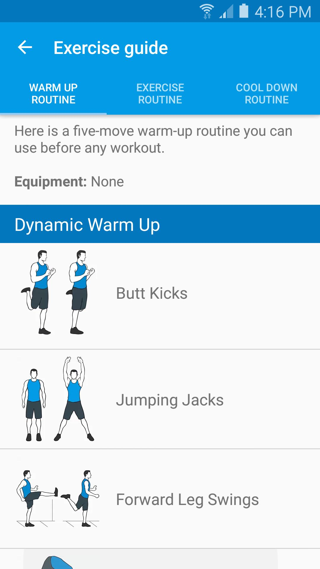 Ultimate Full Body Workouts for Android - APK Download