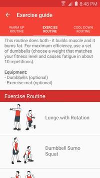 Bodyrock fat burn 30 day challenge