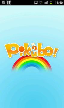 Pikubo - photo decoration poster