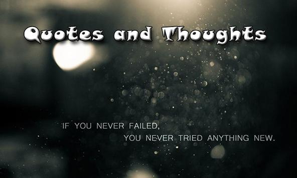 Inspiring Quotes and Thoughts screenshot 3
