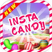 You Crafy Candy:Last Version-Insta Candy icon