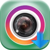 Insta download video and photo icon