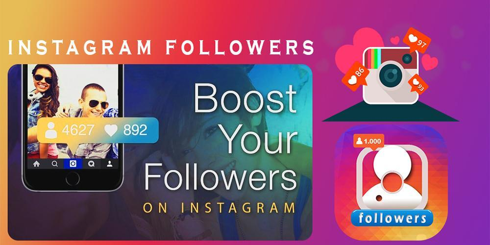 Boost Instagram Followers for Android - APK Download