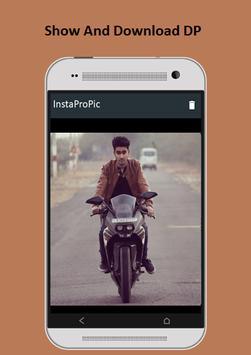InstaProPic screenshot 1