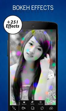 Insta Bokeh Photo Editor poster