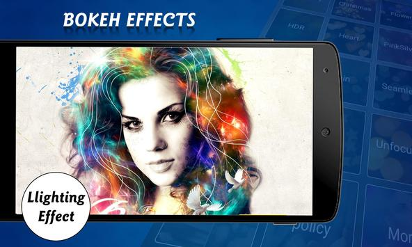 Insta Bokeh Photo Editor screenshot 12