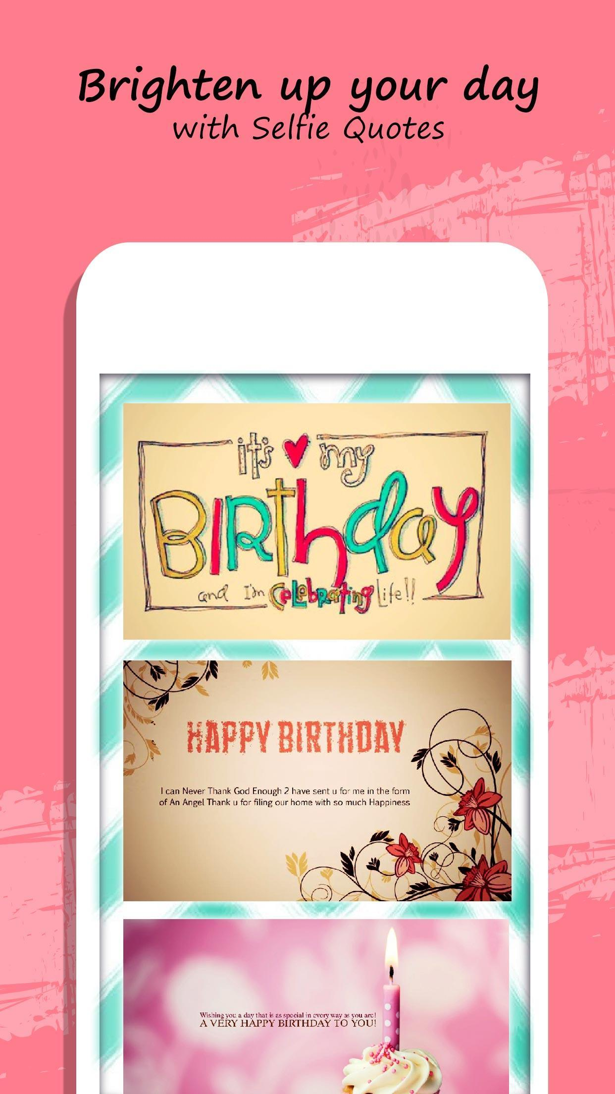 Insta Birthday Selfie Camera for Android - APK Download