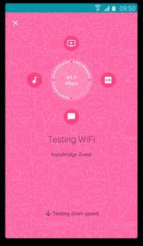 Instabridge - واي فاي مجاني apk تصوير الشاشة