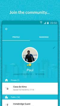 Instabridge - Free WiFi Passwords and Hotspots apk screenshot