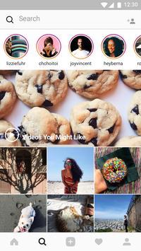 Instagram APK-Bildschirmaufnahme