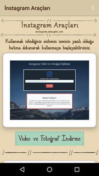 İnstagram Araçları poster