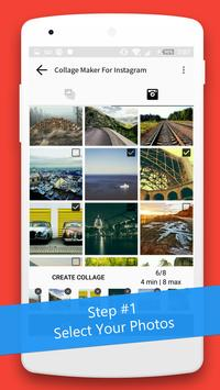 Collage Maker for Instagram apk screenshot